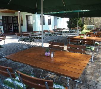 Beer Garden Restaurant Anastasia